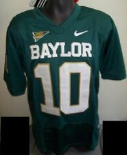 Baylor BEARS RG-III GRIFFIN Jersey WHITE & GREEN