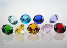 Crystal Colorful Diamond Paperweights Personalized Ornaments Home Decorations