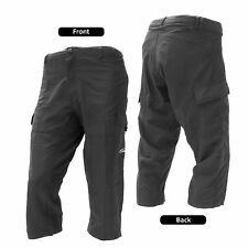 3/4 Baggy Bicycle Cycling Knicks Shorts inner removable