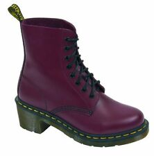 Original Classic Doc Dr Martens 8 Loch Stiefelette Clemency Cherry Red 14638600