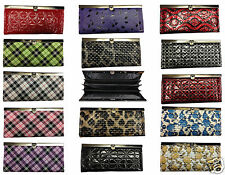 Brand new Fashion Lady Women Classic Purse Clutch Wallet Bags