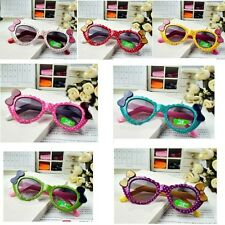 Children Kid Baby Girl Boy Lovely ANTI-UV Sunglasses Glasses Accessories XHYJ001
