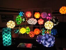 IQ LIGHTS,PUZZLE LIGHTS PIECES,INFINITY PUZZLE LIGHTS,JIGSAW LAMPS KIT M,L,XL