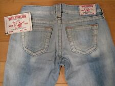 NWT Women's Johnny Straight True Religion Jeans (Retail $258)