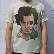 Alex Tyler Joker T Shirt   Cloakwork Orange, Fight Club, Batman