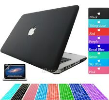 "3IN1 New Matt hard case cover + Keyboard +Film for Macbook Pro 13'' 13.3"" A1278"