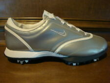 New! Womens size 10 NIKE AIR ZOOM Golf Shoes Silver/White