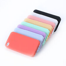 8 Color TPU Silicone Protective Soft Case Cover Fit For iPhone 4 4G 4S