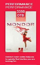 MONDOR 3350 Figure Skating Tights - Over The Boot style  Child Sizes - Brand New