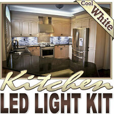 Cool White Kitchen Microwave LED Backlight Night Light On/Off Switch Control Kit