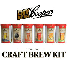 Coopers Brewmaster Selection Beer Making Kits - 40 pints - Home Brew Brewing