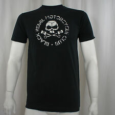 Licensed BLACK REBEL MOTORCYCLE CLUB BRMC Skull Piston Slim-Fit T-Shirt S-XL NEW