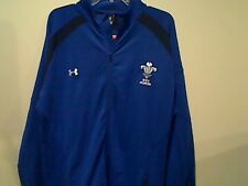 Under Armour AllSeason Gear Welsh Rugby Union Zip Up Jacket  Save $55!!   Large