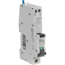 MK ELECTRIC 10, 20 and 40 Amp Sentry SP RCBO Circuit Breaker Fuse