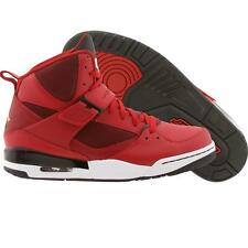 Jordan Men Flight 45 High (red / gym red / white / black) 616816-600