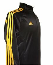 ADIDAS EU CLUB BASKETBALL JACKET TRACKSUIT TOP UK SIZE S - 3XT  (BIG AND TALL)