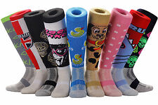 FUNKY SOCKS FOOTBALL NOVELTY GIFT FUTSAL SOCK KIDS WOMEN MEN