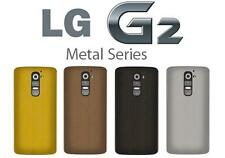 Slickwraps LG G2 Metal Series in 4 Different Colors