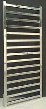 SOLAIRE Ballaugh Designer Square Tube Heated Towel Rails Warmers CENTRAL HEATING