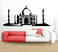 Taj Mahal India Wall Decal sticker vinyl decor mural car bedroom kitchen art van