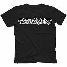 Parliament T-Shirt 100% Cotton Funkadelic George Clinton Bootsy Collins P-Funk