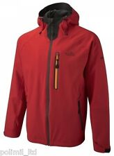Bear Grylls Craghoppers Freedom Waterproof Outdoor Hooded Jacket Red ALL SIZES