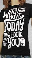 SLEEPING WITH SIRENS Today Juniors Babydoll T-Shirt XS-XL NEW!!