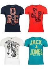 Jack & Jones T-Shirt Venice Tee Slim Fit Gr. S, M, L, XL, XXL 4 Farben NEU