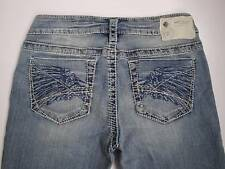New Silver Jeans AIKO Boot Cut Low Rise Good Price 140304A