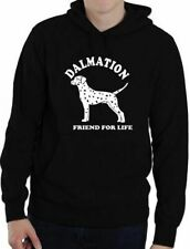 Dalmatian Dog Lover Adult Ladies Mens Hoodie  Birthday Gift Idea  Size S-XXL
