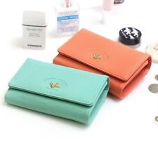 HIMORI Trifold Button Mini Card Wallet_SHINZI KATOH 3 Stage Medium Wallet V.2