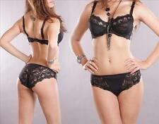 Lace Bra Set M-mala Lingerie Bra And Panties Different Sizes and Colours D 6903