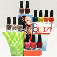 OPI Nail Lacquer - BRAZIL COLLECTION Spring / Summer 2014  Pick ANY Color Polish