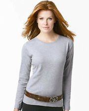 LAT - Ladies' Long Sleeve Crewneck T-Shirt - 3588