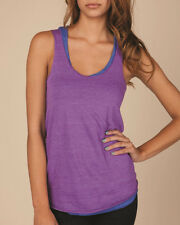 Alternative - Ladies S - XL Meegs Eco-Jersey Racerback Tank - 1927e1