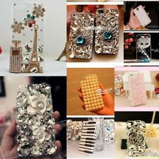 Cell Phones Rhinestone Crystal Case fit for iphone 4/4S/5 /5s Smart Phones Cover