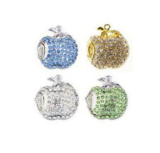 Crystal    Pendant 4GB-32GB USB2.0 Enough Flash Memory Stick Pen Drive RL144