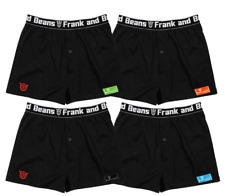 CT 4 X Pack Frank and Beans Boxer Shorts S M L XL L Size Mens Underwear Cotton