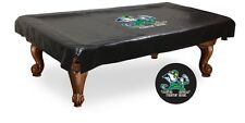 Notre Dame Fighting Irish Leprechaun Black Pool Table Cover by HBS