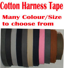 Sturdy Cotton Tape Straps Natural Pure Cotton Indian Woven Webbing Harness Bag
