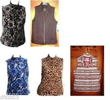 Misses quilted vest coat, jacket -Pick your favorite 1! -NWT