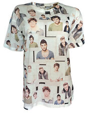 ONE Direction Donna T Shirt 6-20 Primark Harry Louis Niall Zayn Liam