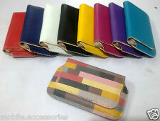 100% Brand New PU Leather Pouch Cover for Sony Ericsson Xperia NEO V MT11i - S