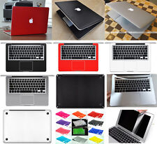 Carbon Fiber Protector Palm TouchPad Cover For MacBook Air 11 Pro Retina 13 15