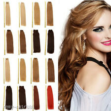 New Sale 9Pces Remy Indian hair Reay Human Extension Multi-Colors to Purchase
