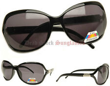 "Designer Fashion OverSized ""Round Sunglasses"" with Polarized Lens"