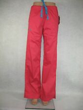 Med Couture Signature Scrub Pants. Style 8705. Coral / Belize. *NEW* *Free Ship*