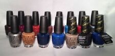 OPI Nail Polish Lacquer Variety Assorted Colors of Your favorite 0.5oz