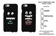 Mr Mrs Phone Case for iphone 4 5 5C 6 6+ / Galaxy S3 S4 S5 / LG G3 / HTC One M8