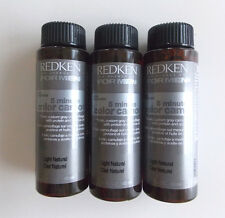 REDKEN CAMO FOR MEN 3 BOTTLES OF YOUR CHOICE OF COLOR